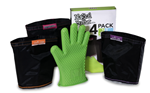 MB Purify Filter & Glove 4 Pack